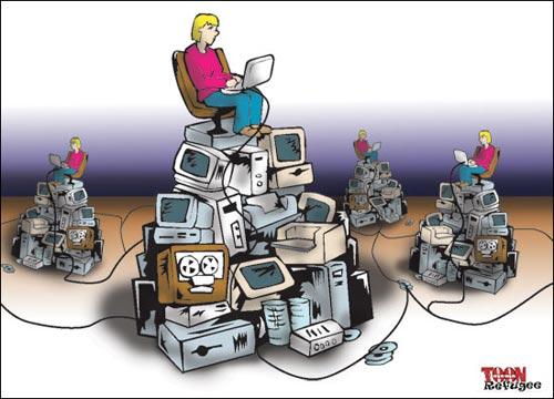 computer trash