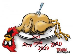 Cooked Cardinal