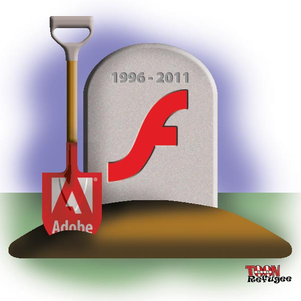 Adobe Flash Player Rest In Peace