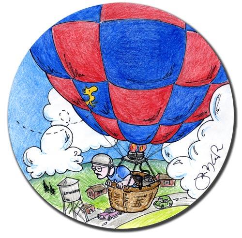 Ballooning Edwardsville Illinois