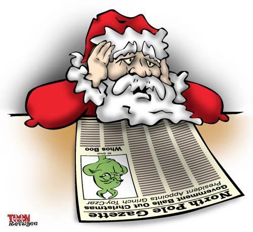 Christmas Bailout
