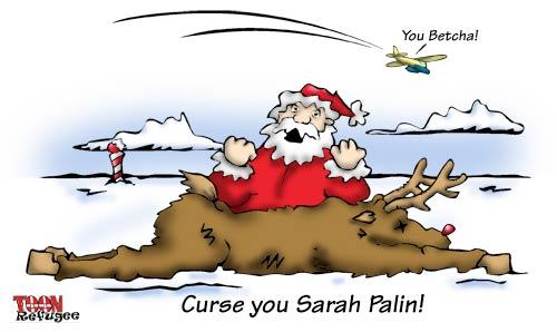 The Seventh Cartoon of Christmas