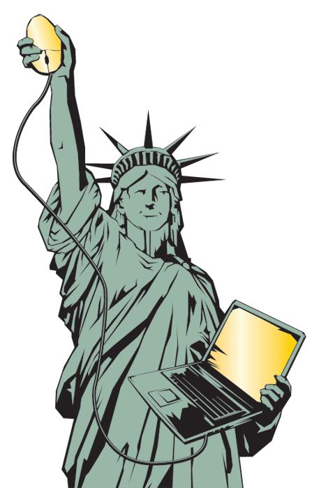 21st Century Statue of Liberty