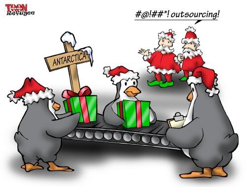 The Fourth Cartoon of Christmas 2008