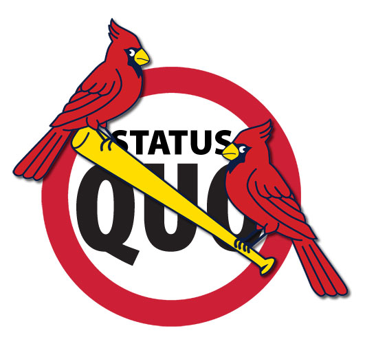 Time for Cardinals fans to say NO! to more of the same.